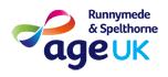 Age UK - Runnymede Spelthorne logo