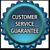 Customer Service Guarantee logo