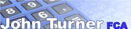 John Turner FCA web logo